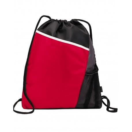 4976 Gemline 4976 Surge Sport Cinchpack RED