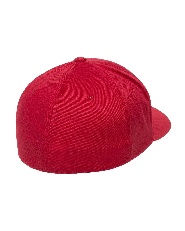 6277 Flexfit RED