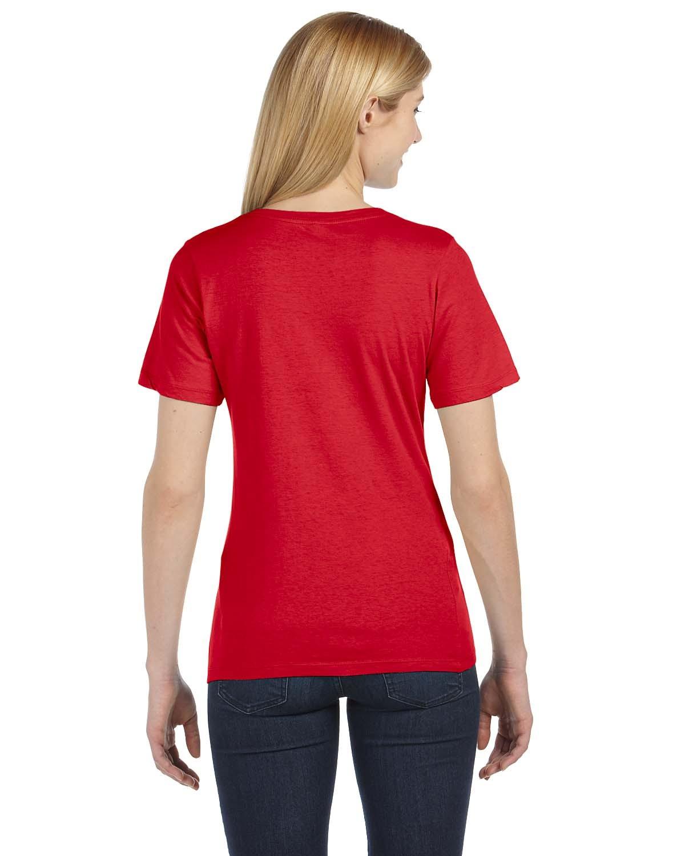 6405 Bella + Canvas RED