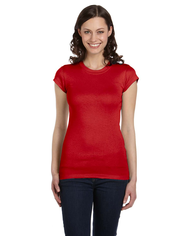 8701 Bella + Canvas RED