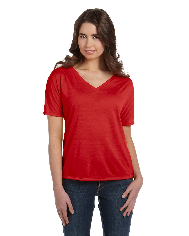 8815 Bella + Canvas RED