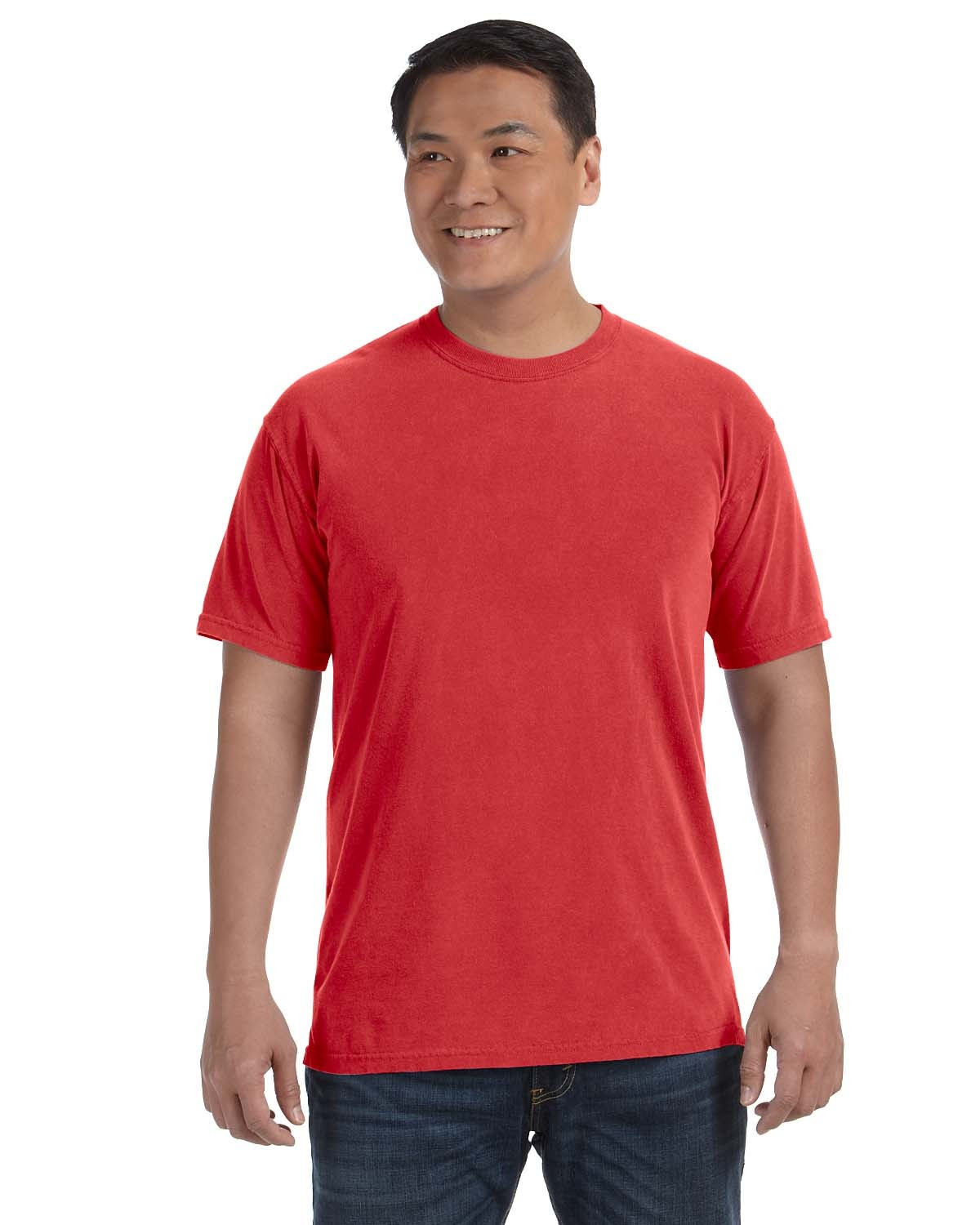 C1717 Comfort Colors RED