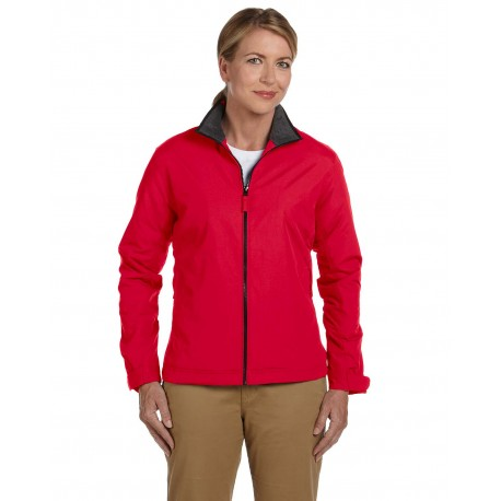 D700W Devon & Jones D700W Ladies' Three-Season Classic Jacket RED