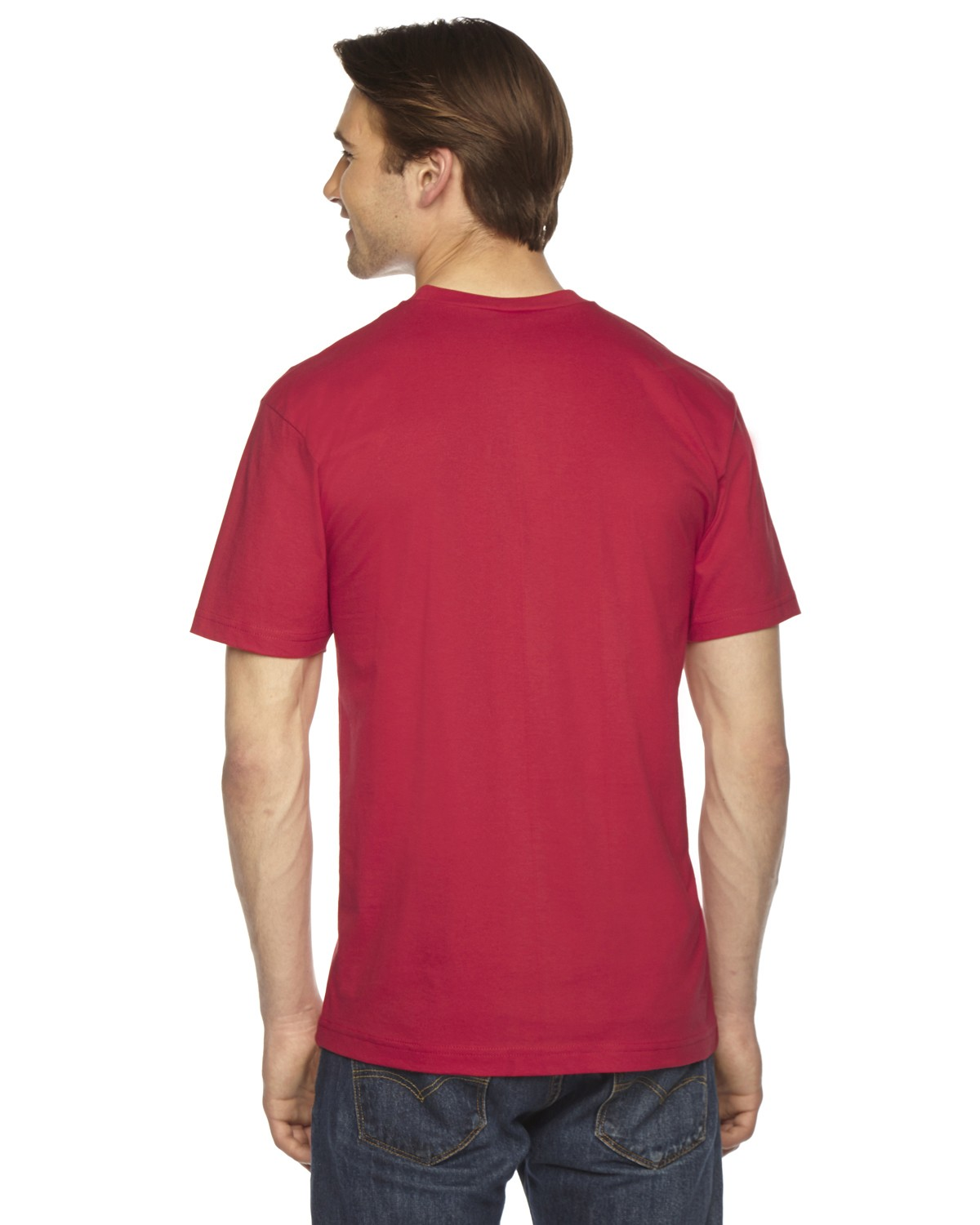 2456 American Apparel RED
