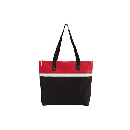 GL1610 Gemline GL1610 Muse Convention Tote RED