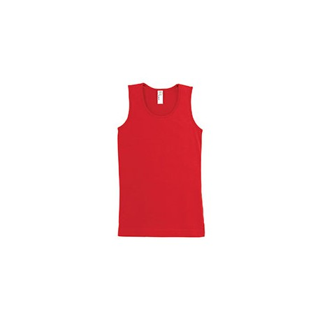 2690 LAT 2690 Girls' Fine Jersey Tank RED