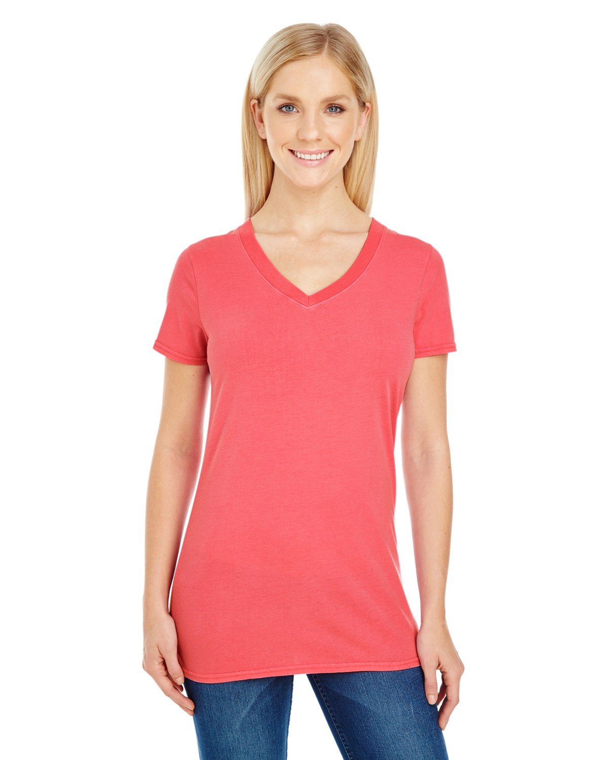 230B Threadfast Apparel RED