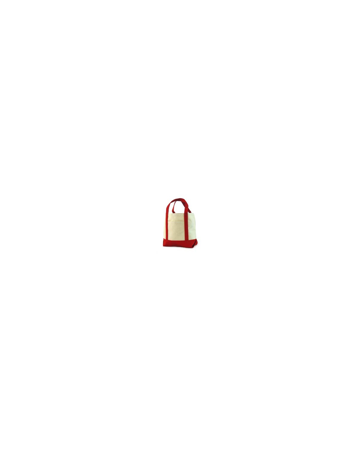 8867 Liberty Bags RED