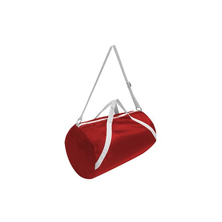 FT004 Liberty Bags FT004 Nylon Sport Rolling Bag RED