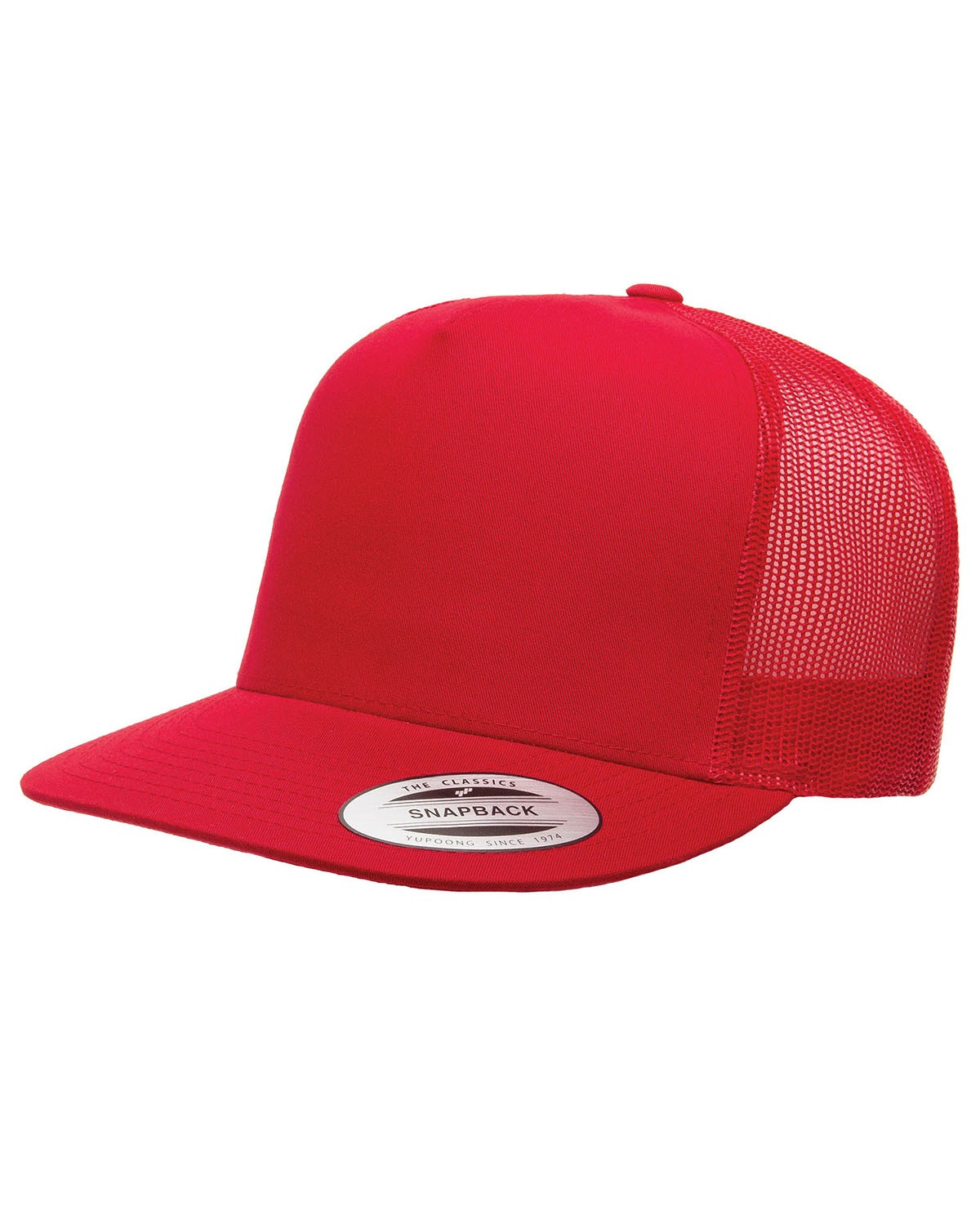 6006 Yupoong RED