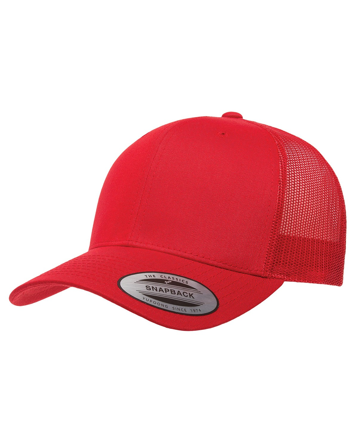 6606 Yupoong RED