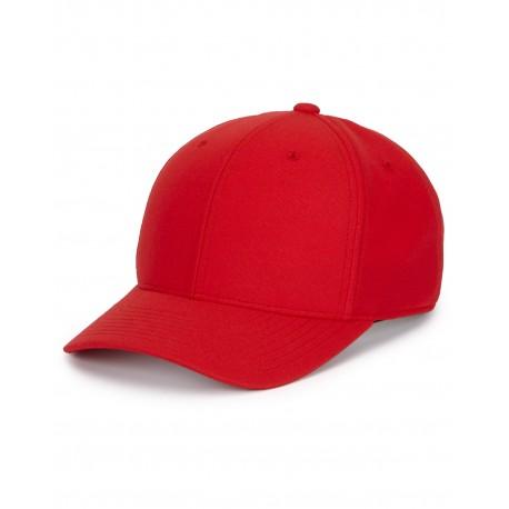 110P Flexfit 110P Cool & Dry Mini Pique Cap RED