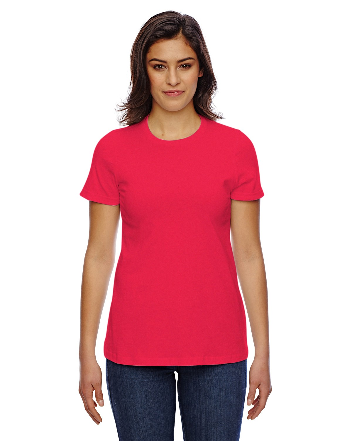 23215W American Apparel RED