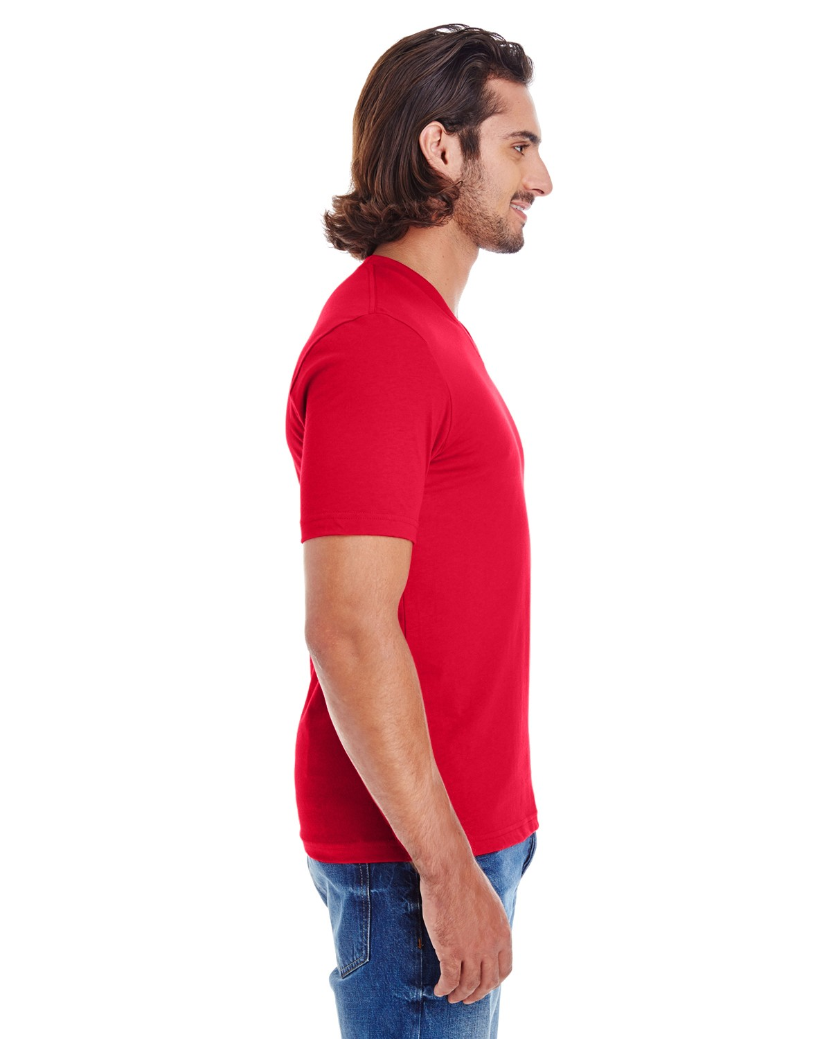 24321W American Apparel RED