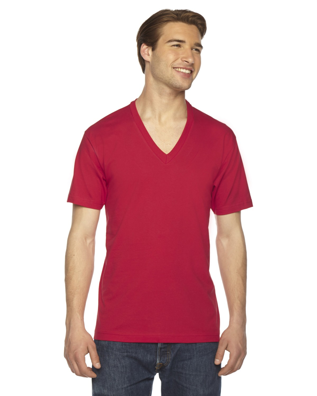 2456W American Apparel RED