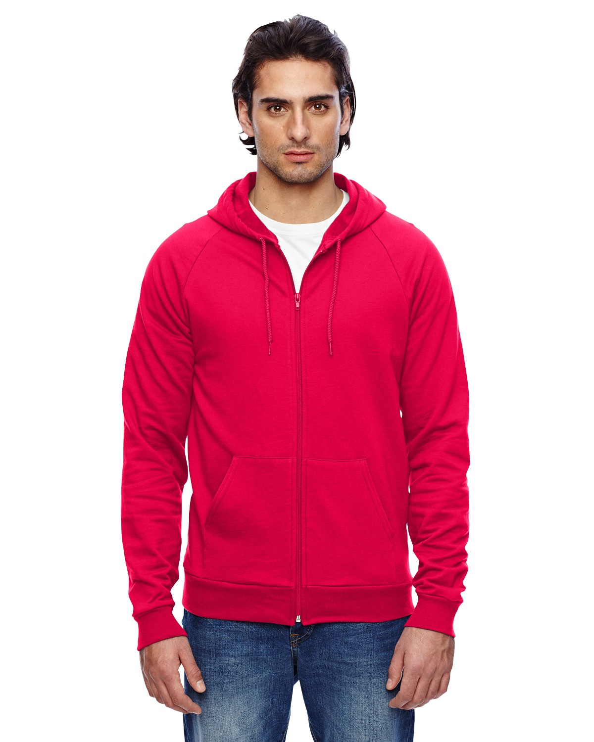 5497W American Apparel RED