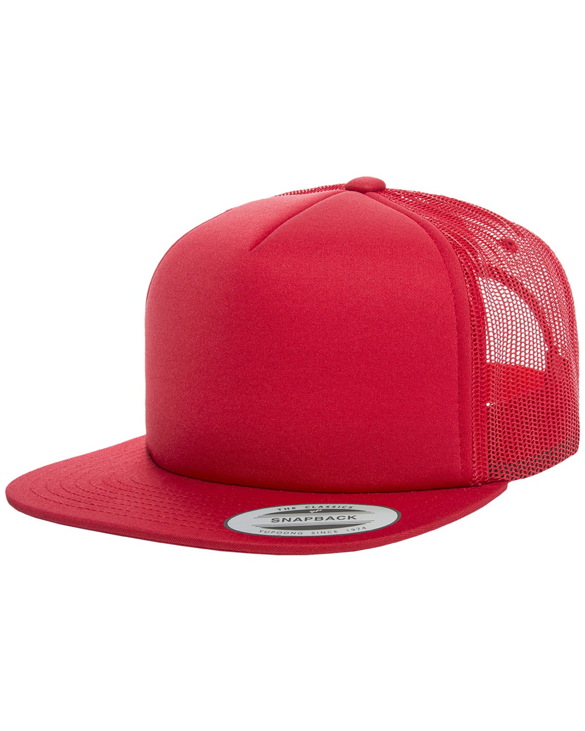 6005FF Yupoong RED