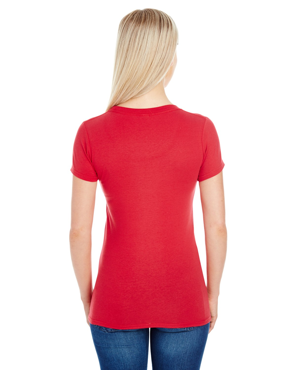 220S Threadfast Apparel ACTIVE RED