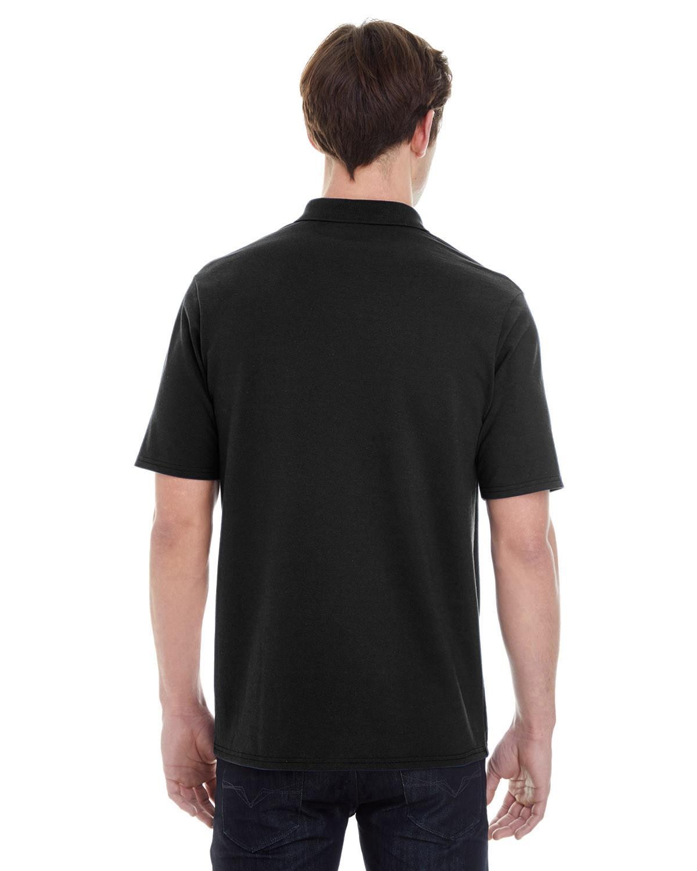 055P Hanes BLACK
