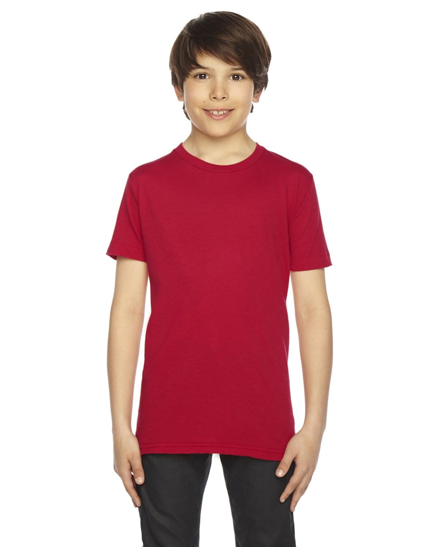 BB201W American Apparel RED