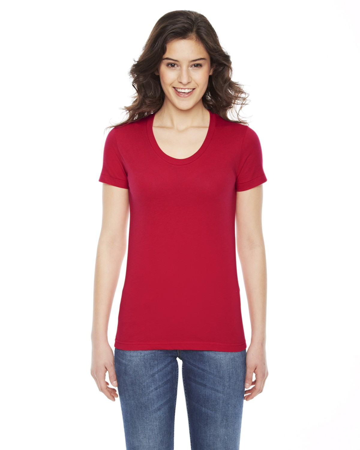 BB301W American Apparel RED