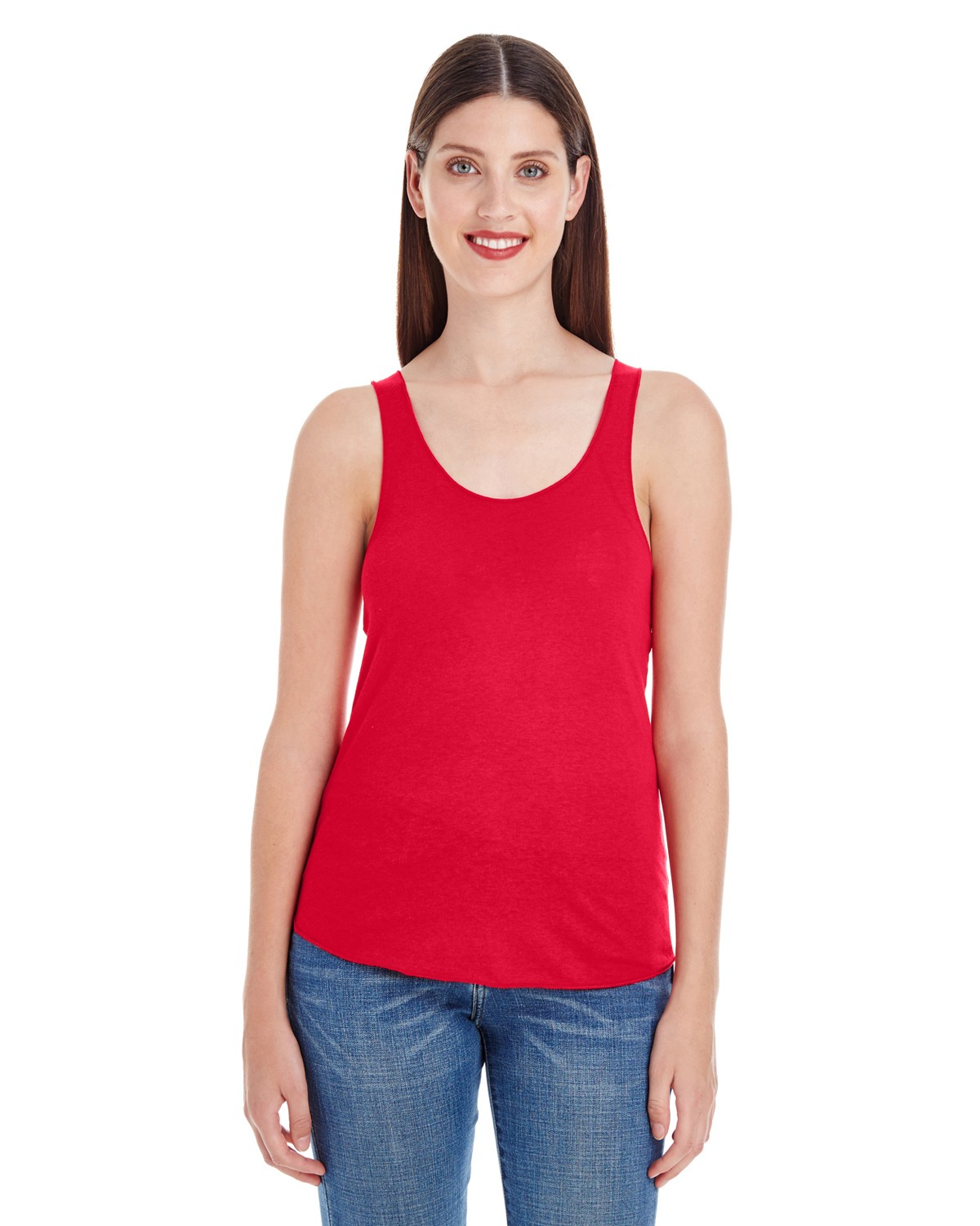 BB308W American Apparel RED