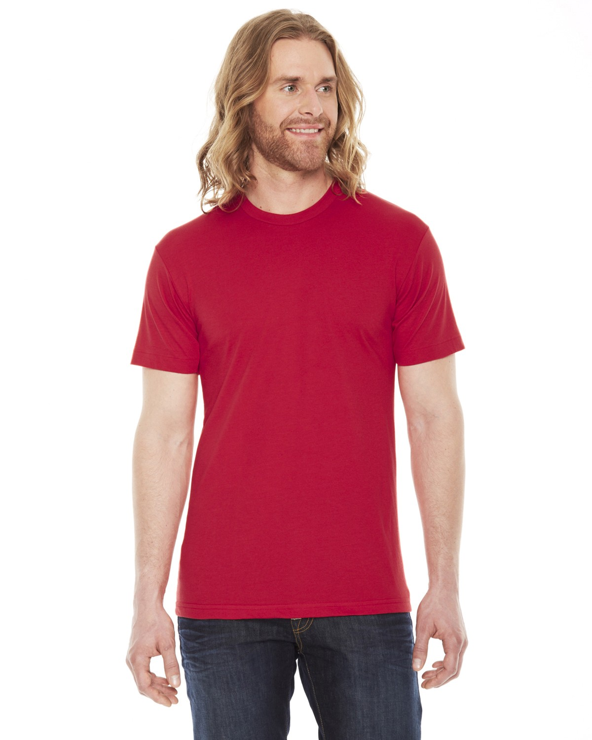 BB401W American Apparel RED