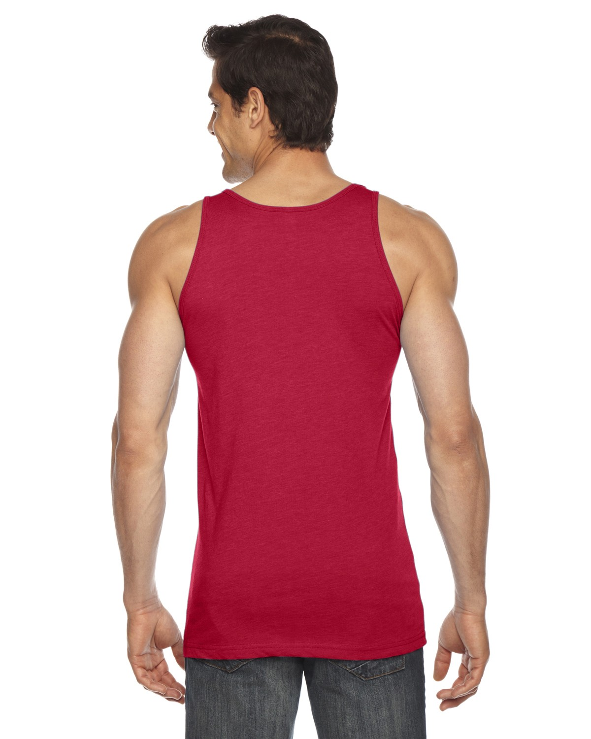 BB408W American Apparel RED