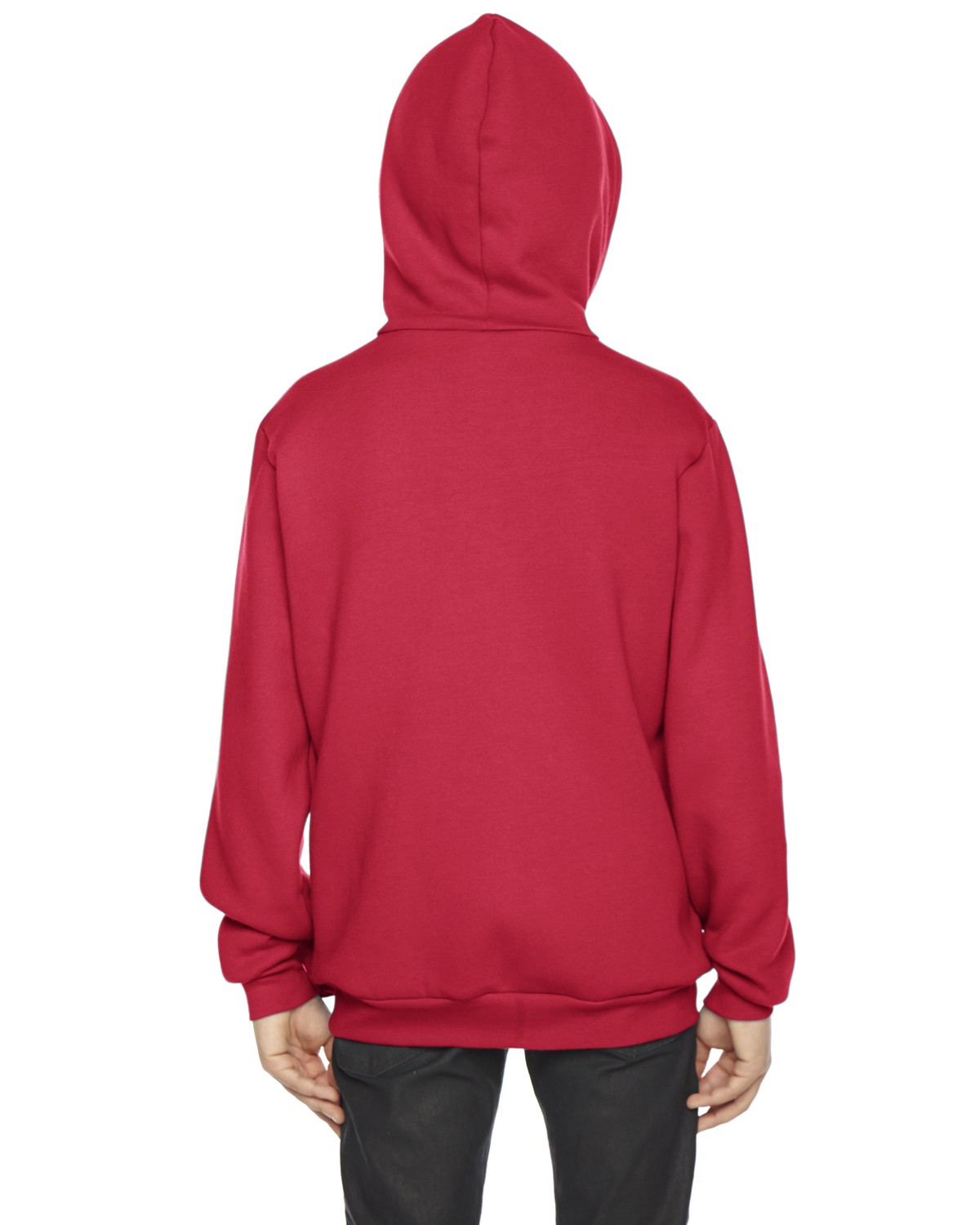 F297W American Apparel RED