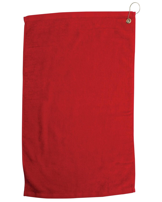 TRU25CG Pro Towels RED