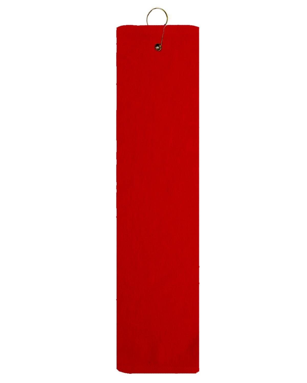 TRU25TF Pro Towels RED