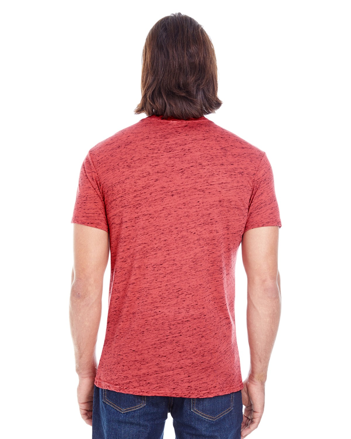 104A Threadfast Apparel RED BLIZZARD