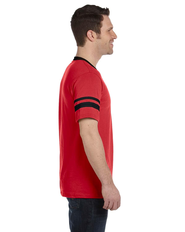 360 Augusta Sportswear RED/BLACK