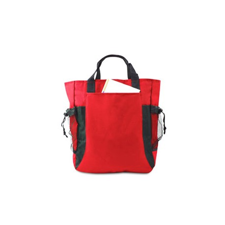 7291 Liberty Bags 7291 Backpack Tote RED/BLACK