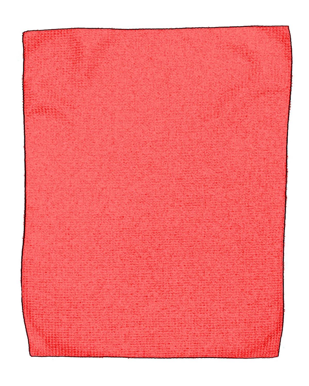 MW18 Pro Towels RED/BLACK