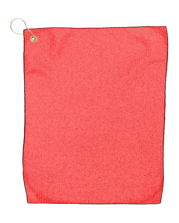 MW18CG Pro Towels RED/BLACK