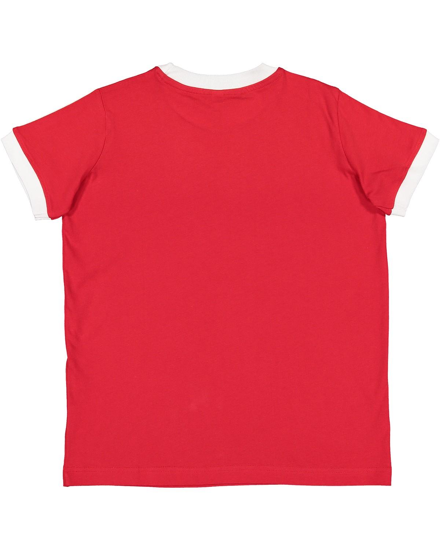 6132 LAT RED/WHITE