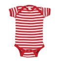 4400 Rabbit Skins RED/WHT STRIPE