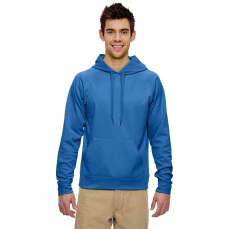PF96MR Jerzees PF96MR Adult 6 oz. DRI-POWER SPORT Hooded Sweatshirt ROYAL