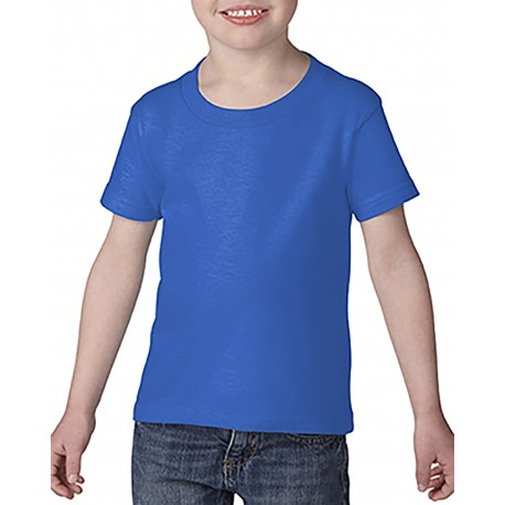 G645P Gildan G645P Toddler Softstyle 4.5 oz. T-Shirt ROYAL