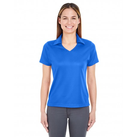 8407 UltraClub 8407 Ladies' Cool & Dry Sport Pullover ROYAL