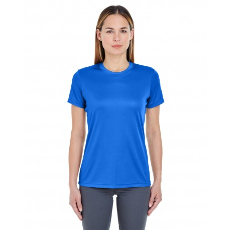 8620L UltraClub 8620L Ladies' Cool & Dry Basic Performance T-Shirt ROYAL