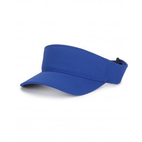 Y8110 Flexfit Y8110 Adult Cool & Dry Visor ROYAL