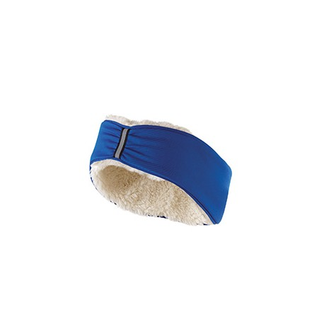 223821 Holloway 223821 Ladies' 4-way Stretch Polyester Ridge Headband ROYAL