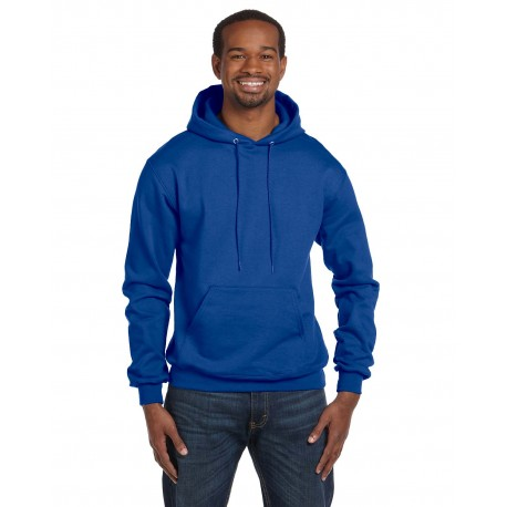 S700 Champion S700 Adult 9 oz. Double Dry Eco Pullover Hood ROYAL BLUE