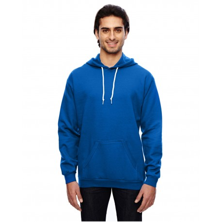 71500 Anvil 71500 Adult Pullover Hooded Fleece ROYAL BLUE