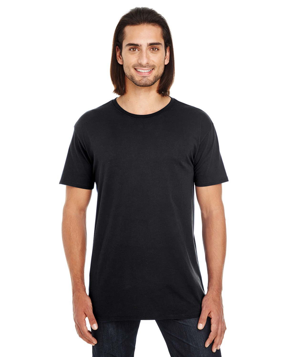 130A Threadfast Apparel BLACK