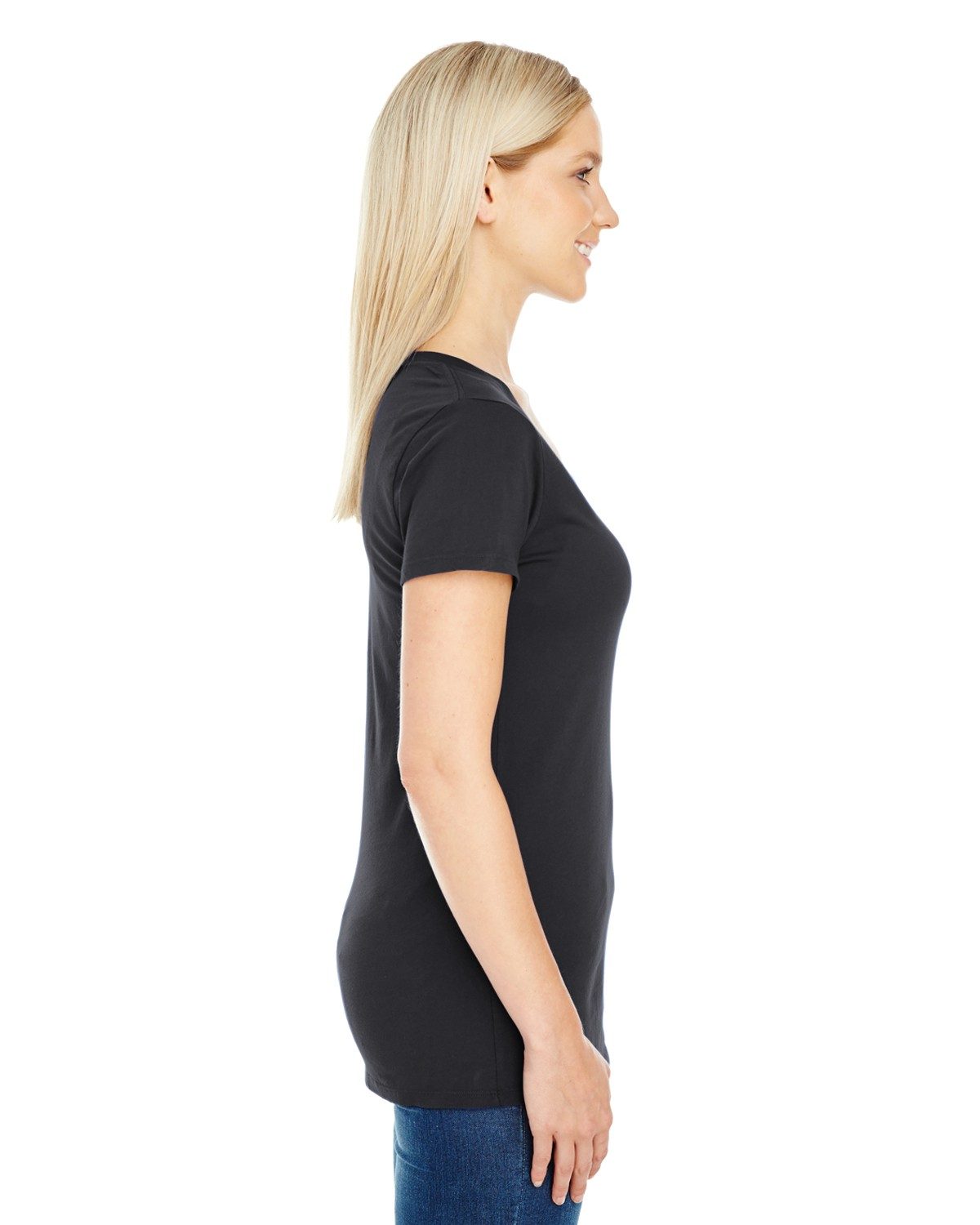 230B Threadfast Apparel BLACK