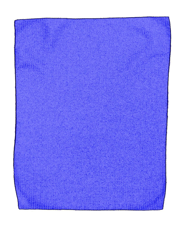 MW18 Pro Towels ROYAL/BLACK