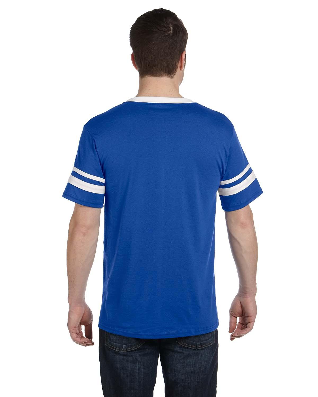 360 Augusta Sportswear ROYAL/WHITE